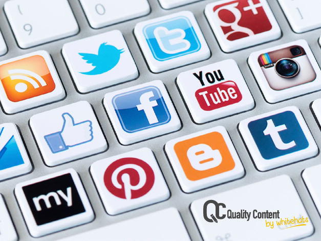 Presence on Social Media Networks--Quality Content Services in Dubai -QualityContent