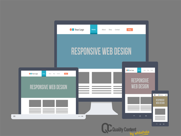 Responsive Website DesignContent Quality-Quality Content Services in Dubai -QualityContent