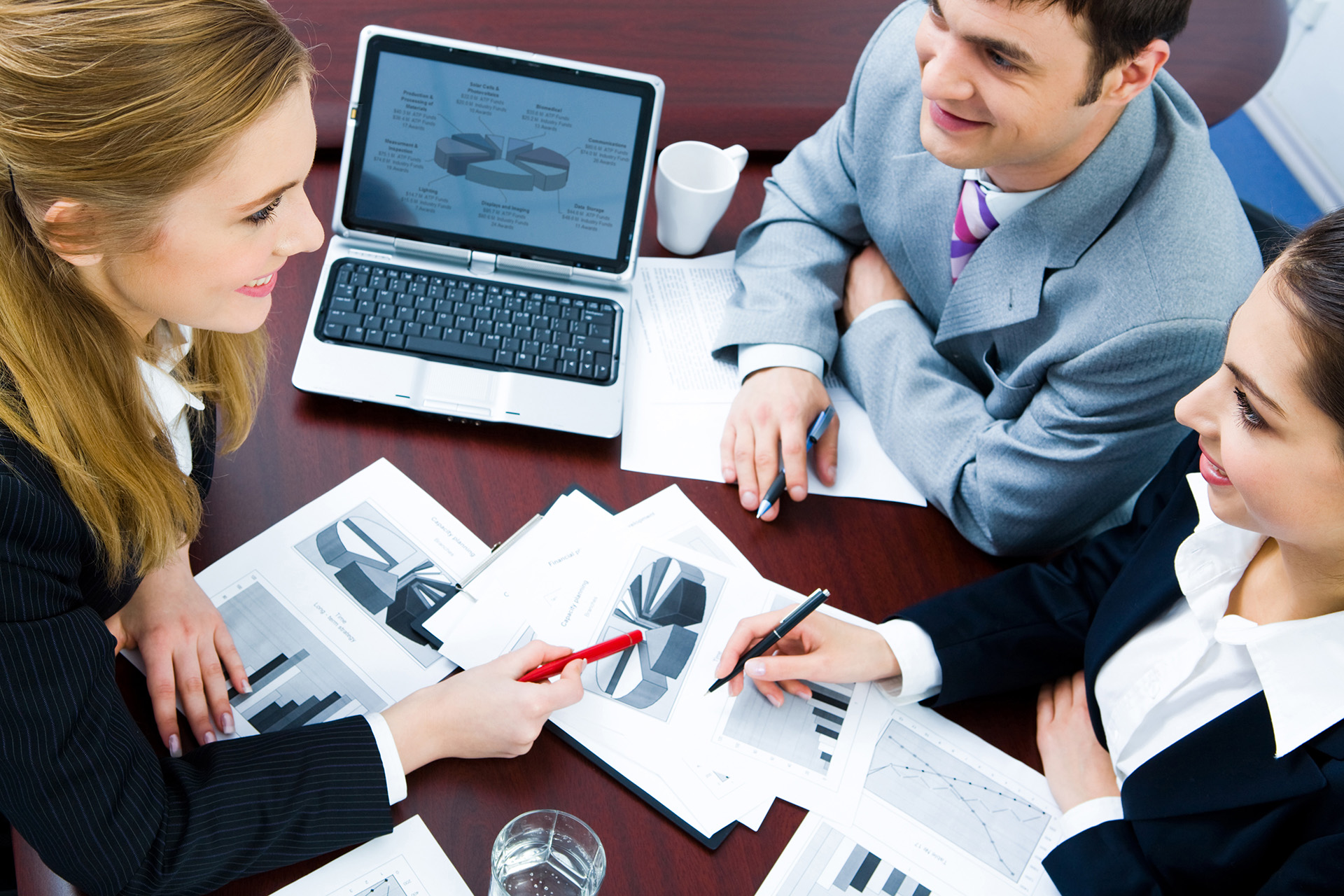 Business grant writing services